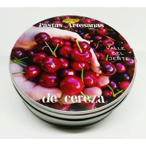 Pastas artesanas de cereza