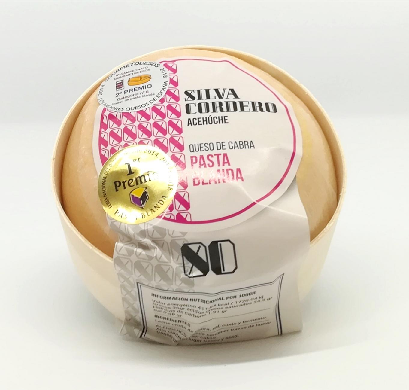 Silva Cordero pasta blanda