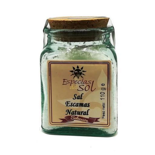 Sal escamas natural [1]