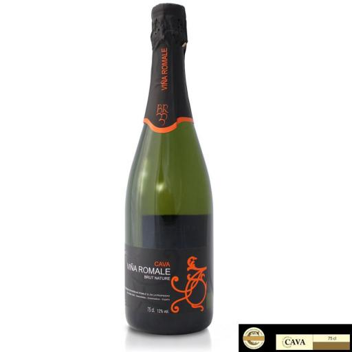 Cava Viña Romale Brut Nature