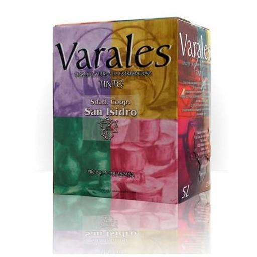 Vino Varales Tinto Bag in Box 5 litros [0]