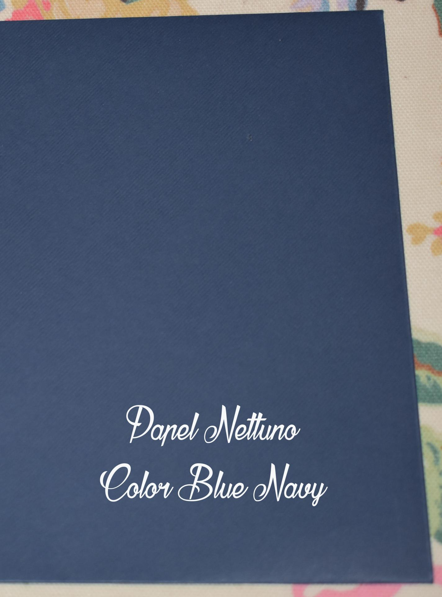 Nettuno Blue Navy