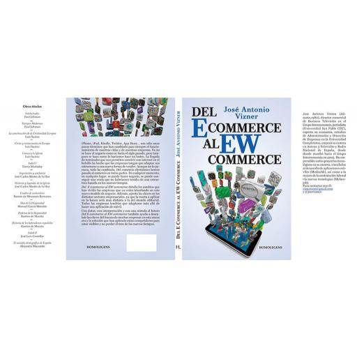 2011. DEL ECOMMERCE AL EXCOMMERCE. Editorial Homolegens
