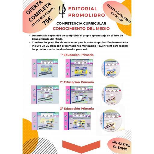OFERTA COMPETENCIA CURRICULAR CONOCIMIENTO DEL MEDIO