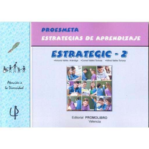 022.- ESTRATEGIC 2. ESTRATEGIAS DE APRENDIZAJE