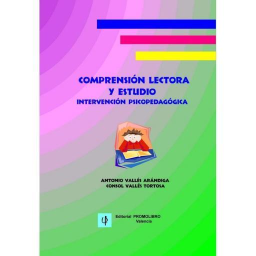 COMPRENSIÓN LECTORA Y ESTUDIO
