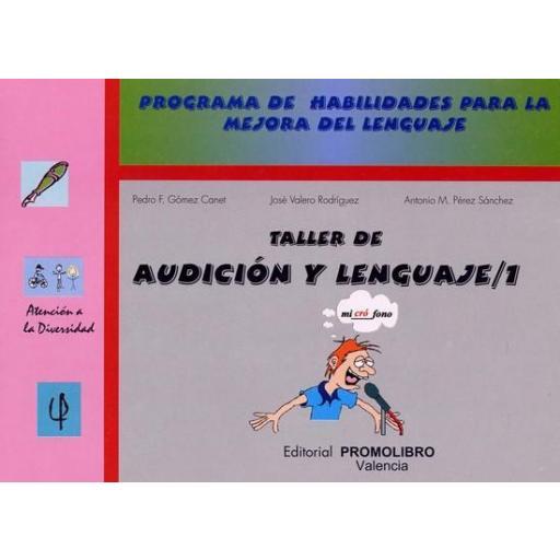 033.- TALLER DE AUDICIÓN Y LENGUAJE-1 [0]