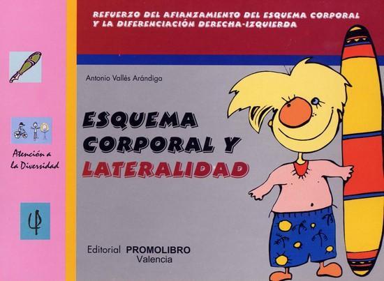 043.- ESQUEMA CORPORAL Y LATERALIDAD