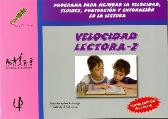 054.- VELOCIDAD LECTORA-2 (Edición color)