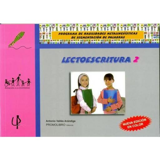 059.- LECTOESCRITURA-2 (Edición color)