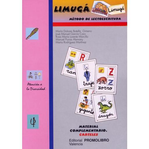 092.- LIMUGÁ. MATERIAL COMPLEMENTARIO. CARTELES