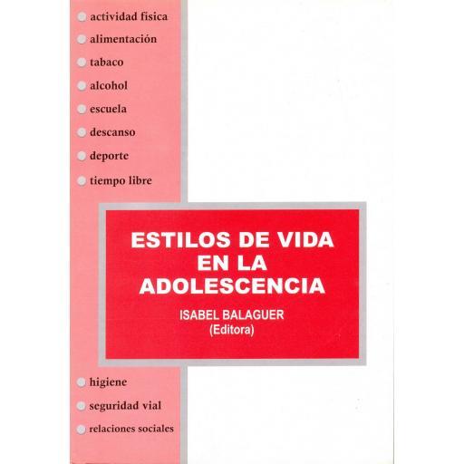 ESTILOS DE VIDA EN LA ADOLESCENCIA [0]