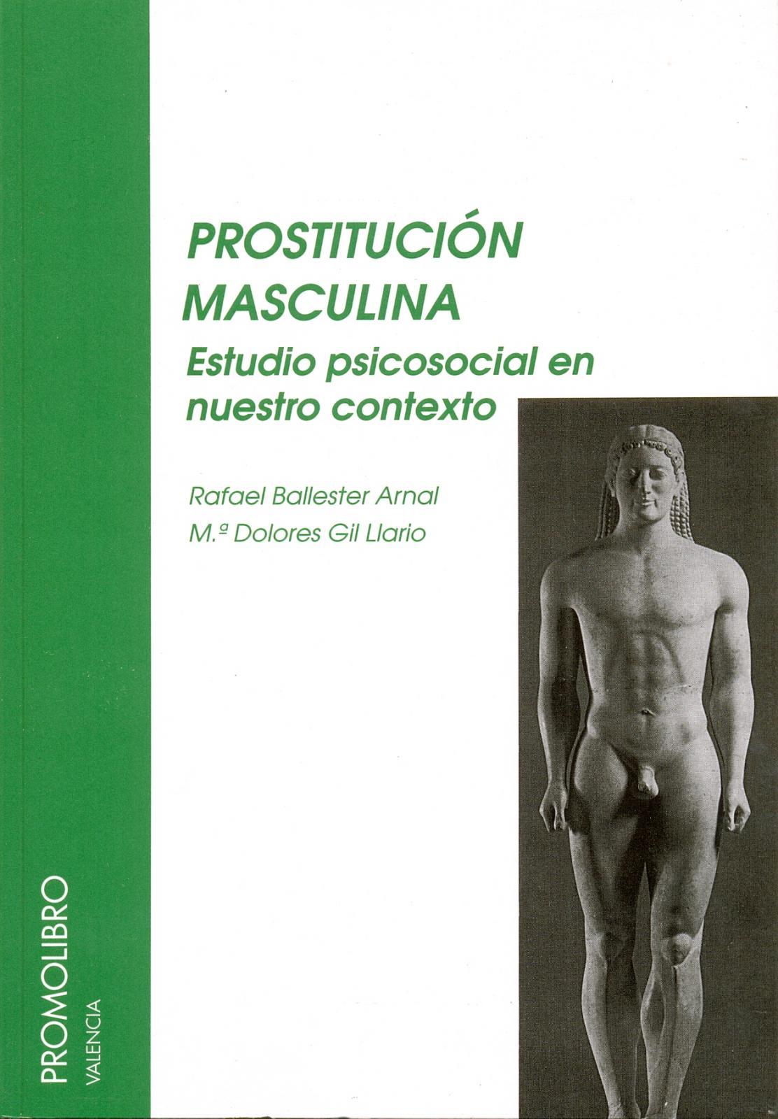 PROSTITUCIÓN MASCULINA