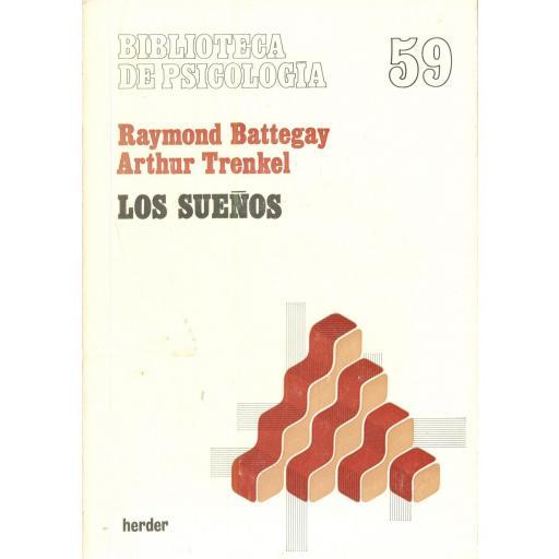 LOS SUEÑOS. Battegay, R y Trenkel, A. [0]