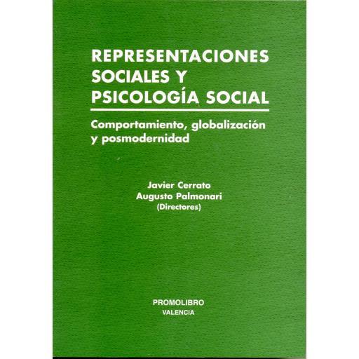 REPRESENTACIONES SOCIALES Y PSICOLOGÍA SOCIAL
