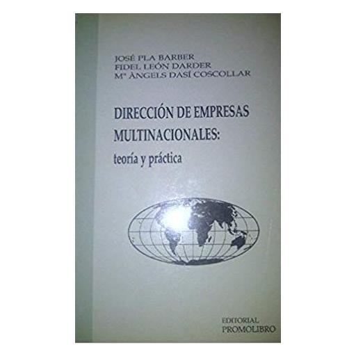 DIRECCIÓN DE EMPRESAS MULTINACIONALES