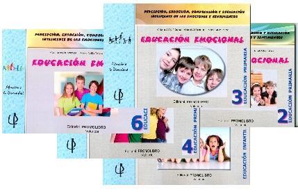 EDUCACIÓN EMOCIONAL. Programa Completo.