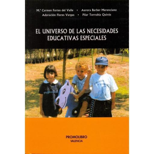 EL UNIVERSO DE LAS NECESIDADES EDUCATIVAS ESPECIALES [0]