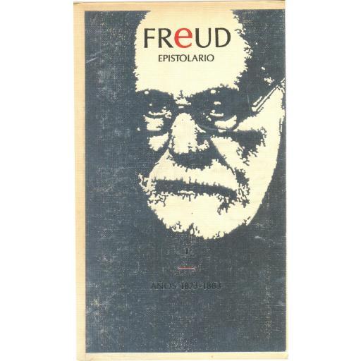EPISTOLARIO. Años 1873-1883. Freud, S.