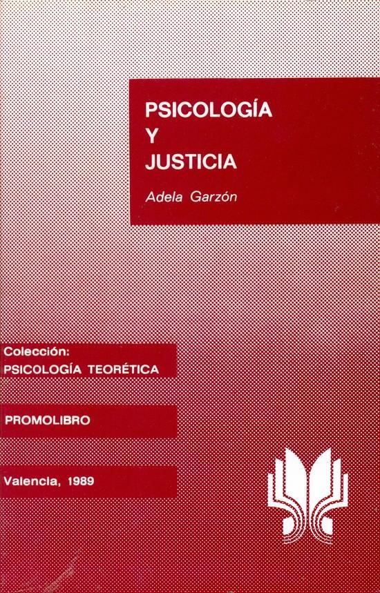 PSICOLOGÍA Y JUSTICIA
