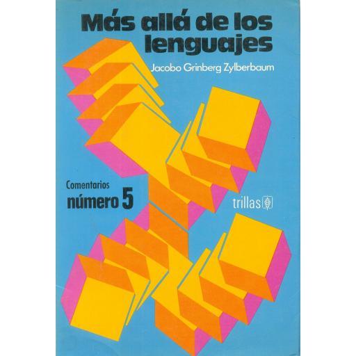 MÁS ALLÁ DE LOS LENGUAJES. Grinberg, J. [0]