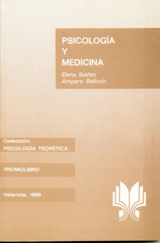 PSICOLOGÍA Y MEDICINA