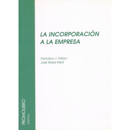 LA INCORPORACIÓN A LA EMPRESA [0]