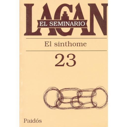 EL SINTHONE. SEMINARIO Nº 23 [0]