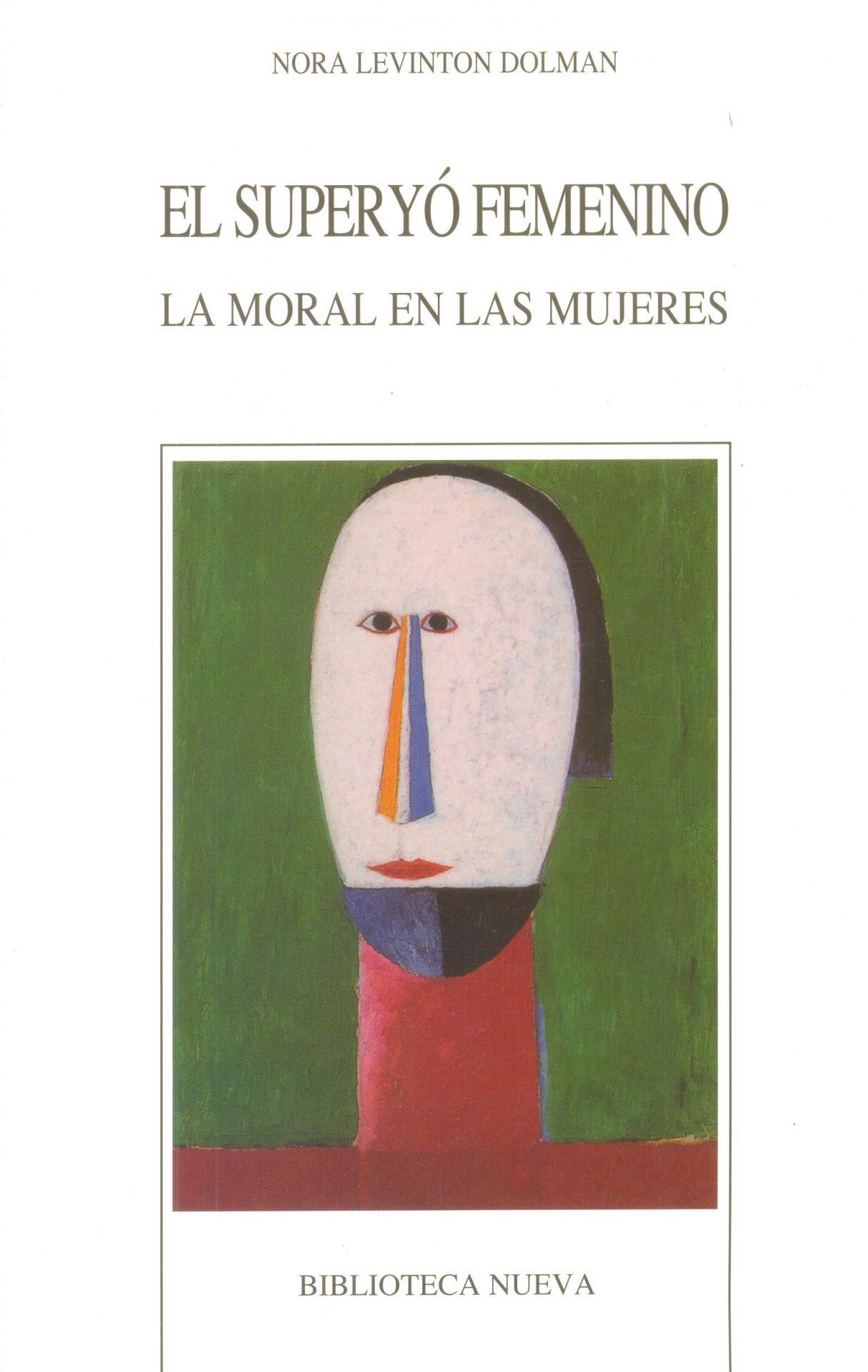 EL SUPERYÓ FEMENINO. La moral en las mujeres. Levinton, N.