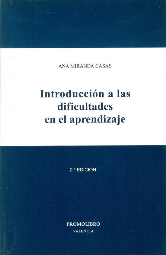 INTRODUCCIÓN A LAS DIFICULTADES EN EL APRENDIZAJE