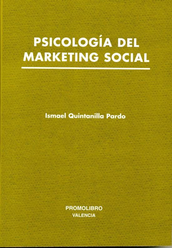 PSICOLOGÍA DEL MARKETING SOCIAL