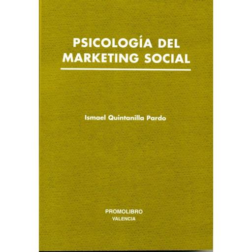 PSICOLOGÍA DEL MARKETING SOCIAL