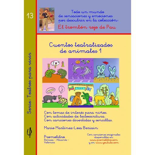 CUENTOS TEATRALIZADOS DE ANIMALES 1