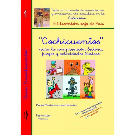 COCHICUENTOS. Comprensión lectora y actividades lúdicas