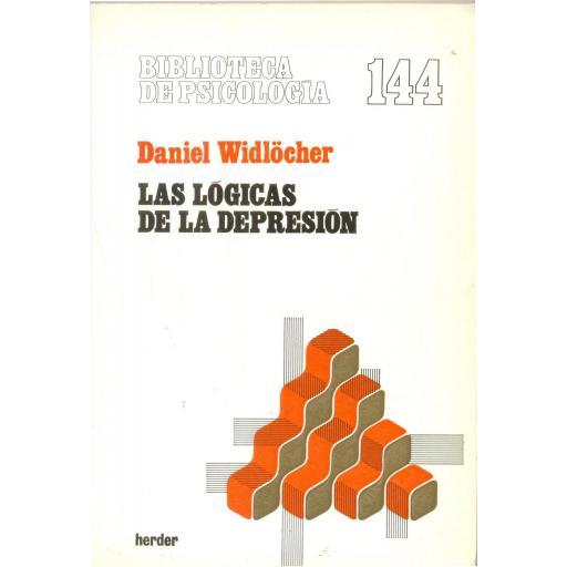 LAS LÓGICAS DE LA DEPRESIÓN. Wildlöcher, D.