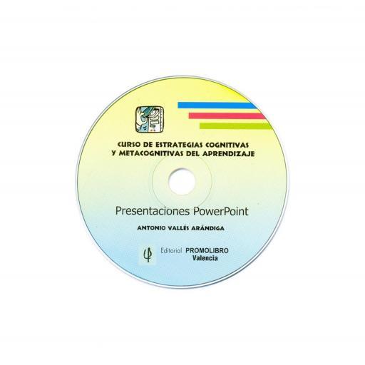 CURSO DE ESTRATEGIAS COGNITIVAS Y METACOGNITIVAS DEL APRENDIZAJE. ESTE MATERIAL ESTÁ REPRODUCIDO Y A LA VENTA SOLAMENTE EN CD ROM