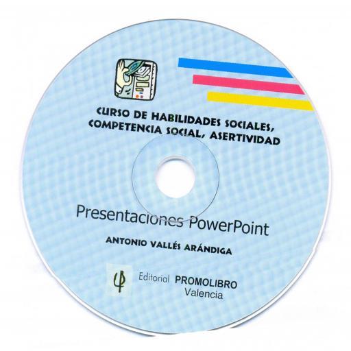 CURSO DE HABILIDADES SOCIALES, COMPETENCIA SOCIAL, ASERTIVIDAD.  ESTE MATERIAL ESTÁ REPRODUCIDO Y A LA VENTA SOLAMENTE EN CD ROM