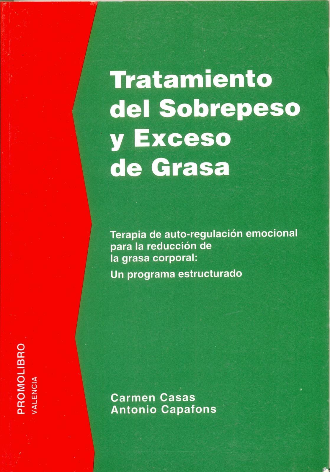 TRATAMIENTO DEL SOBREPESO Y EXCESO DE GRASA