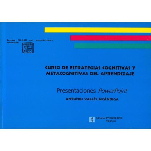 CURSO DE ESTRATEGIAS COGNITIVAS Y METACOGNITIVAS DE ESTRATEGIAS DE APRENDIZAJE [0]