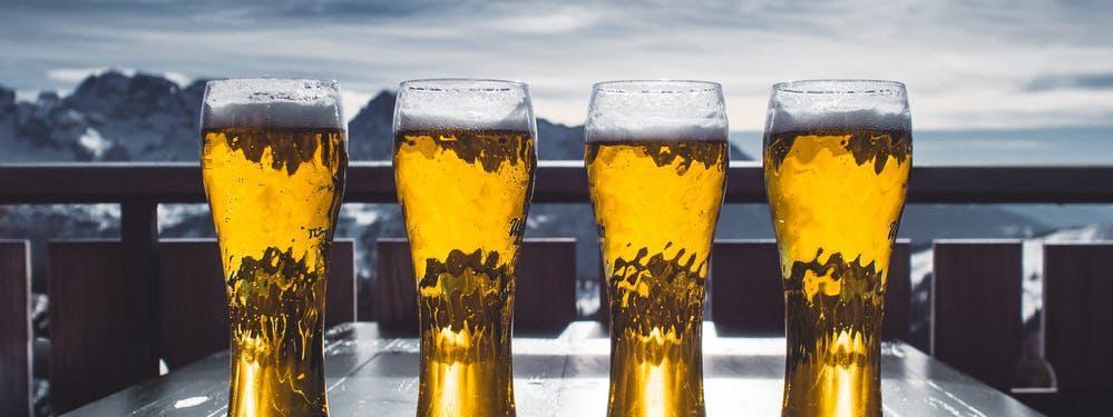 ¿Realmente engorda la Cerveza?