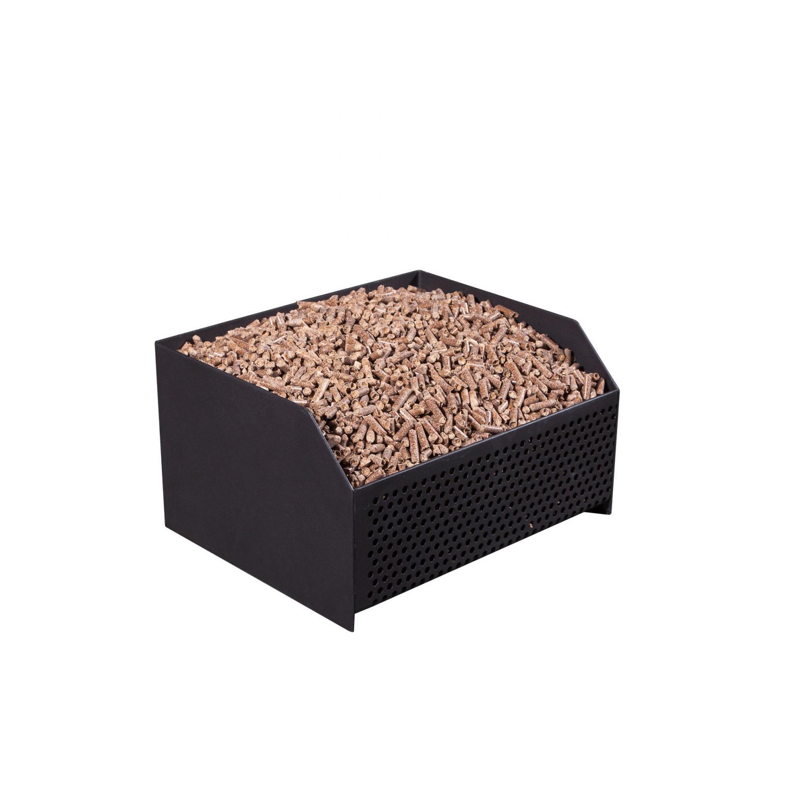 Cesta quemador de pellets