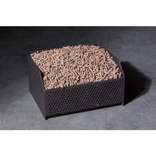 Cesta quemador de pellets [2]