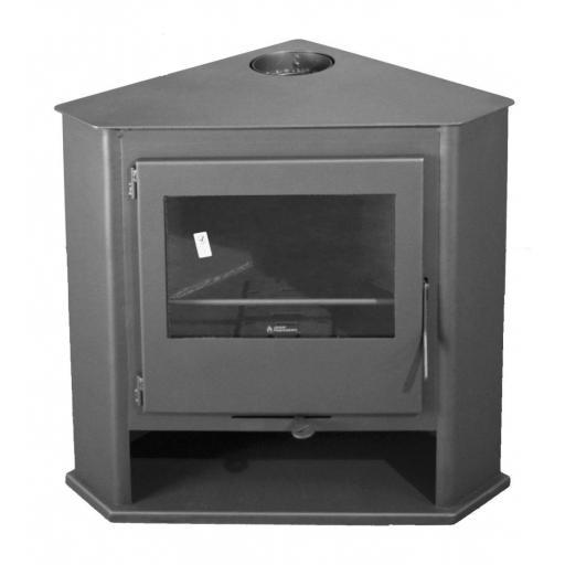 Estufa de leña de Rincón modelo R6 [1]