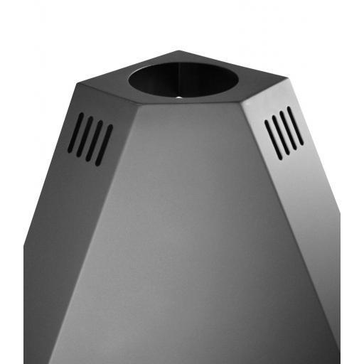 Estufa de leña de Rincón modelo R7 [3]