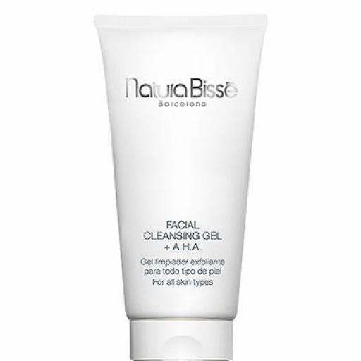 FACIAL CLEANSING GEL WITH AHA