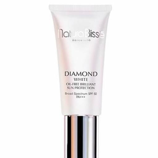DIAMOND WHITE OIL-FREE BRILLIANT SUN PROTECTION BROAD SPECTRUM SPF 50 PA+++