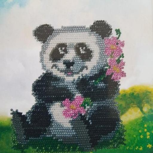 KIT ABALORIOS PANDA