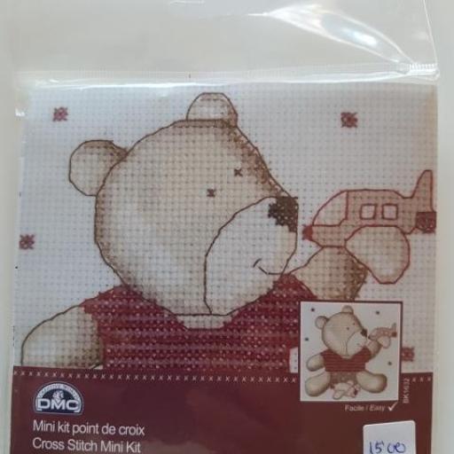 Kit oso con avión [0]