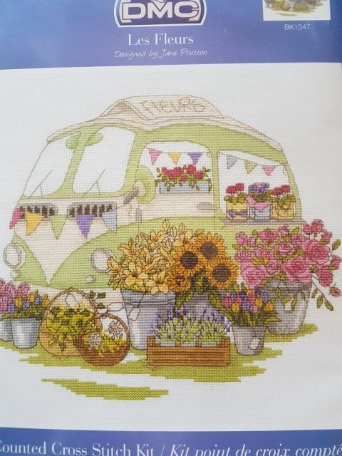 Kit Flower Van