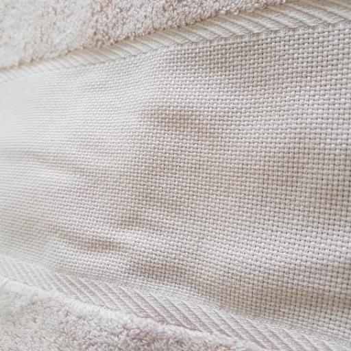 Toalla para bordar DMC ducha Blanca [1]